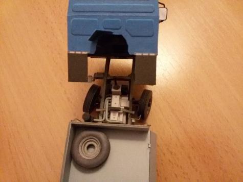 IFA M25 Multicar S3