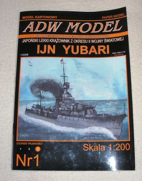 IJN Yubari