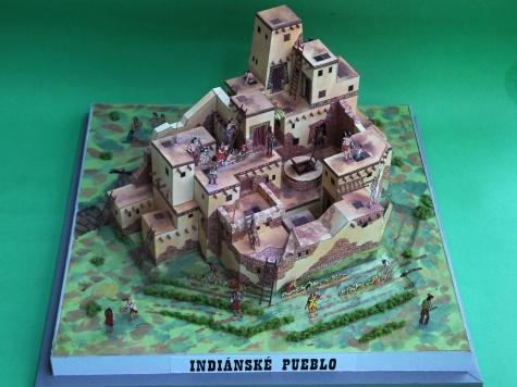 Indiánské pueblo