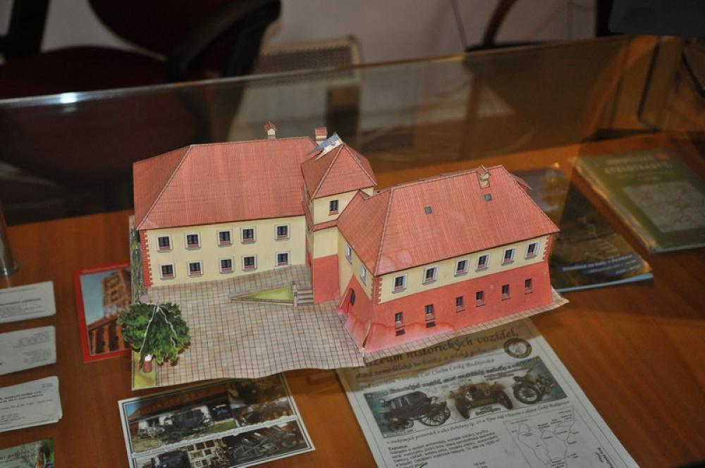 Informační centrum elektrárny Temelín