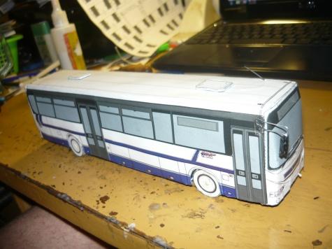 Irisbus CROSSWAY 12,8