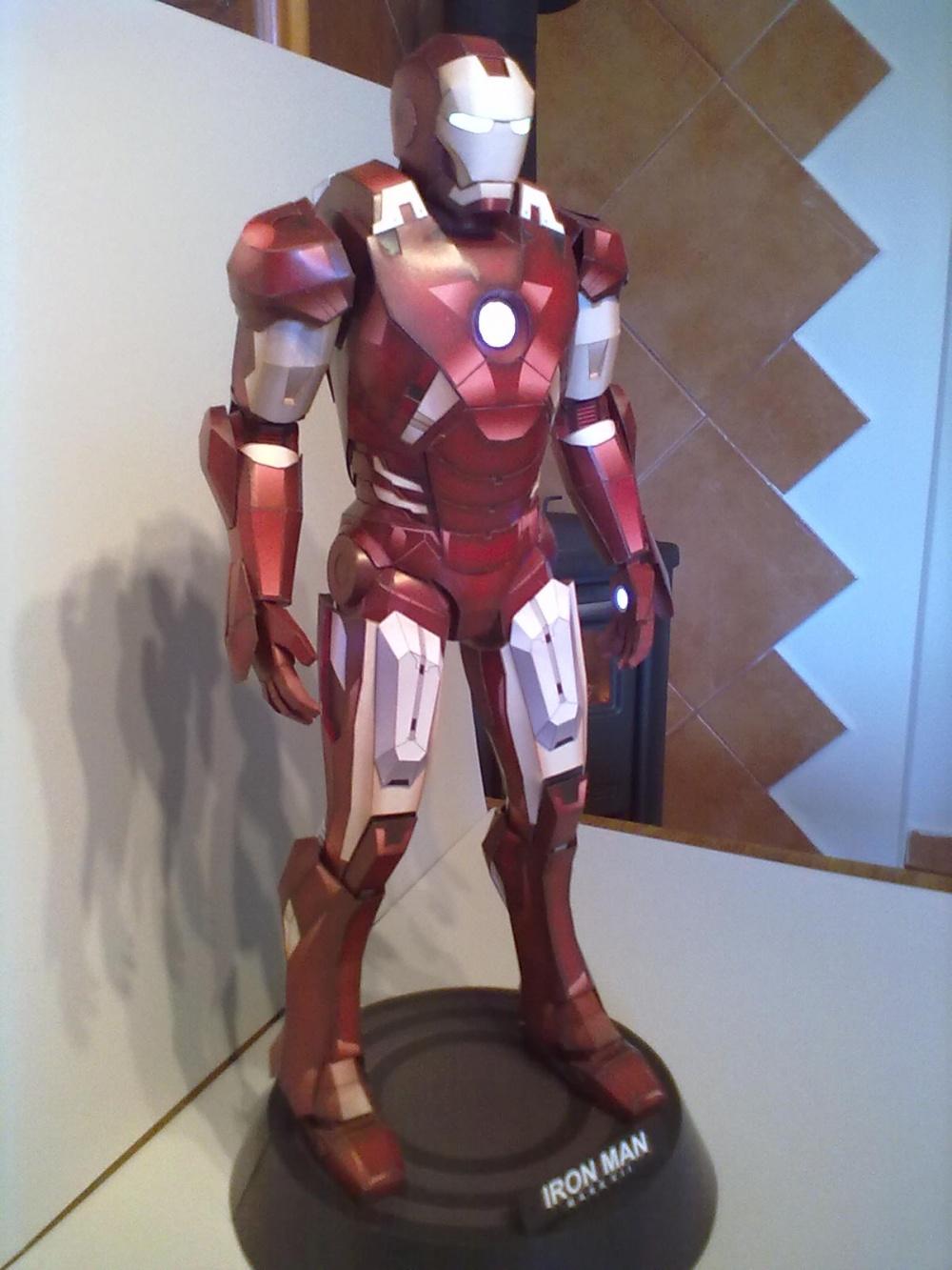 Iron man mk7