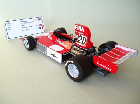 ISO Marlboro FW02 (1974; Robarts)