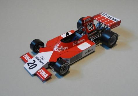 ISO Marlboro FW02, 1974