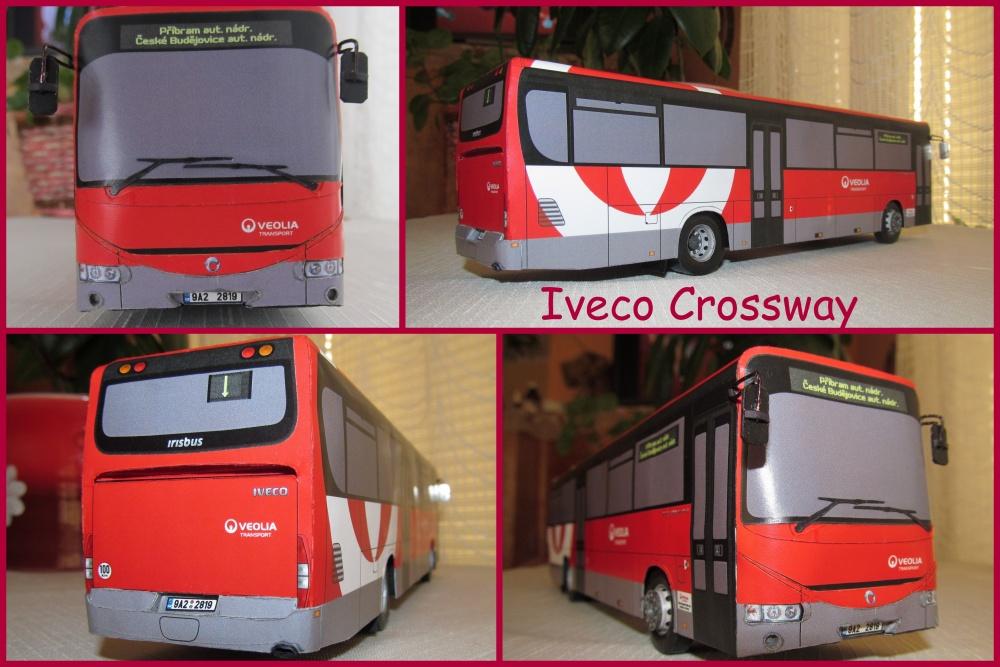 IVECO CROSSWAY -VEOLIA