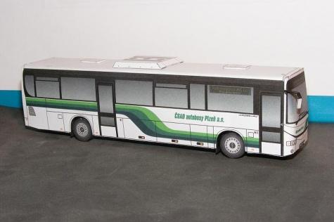 Iveco Crossway 12,8M ČSAD autobusy Plzeň, a. s.