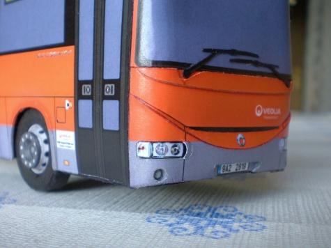 Iveco Crossway Veolia Praha