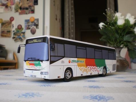 Iveco Crossway Záruba M&K
