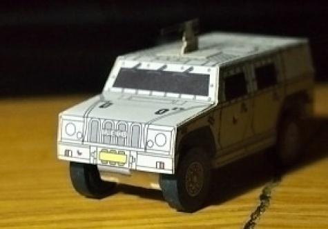 Iveco LMV 1/72