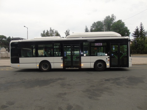 Iveco Urbanway 10.5cng