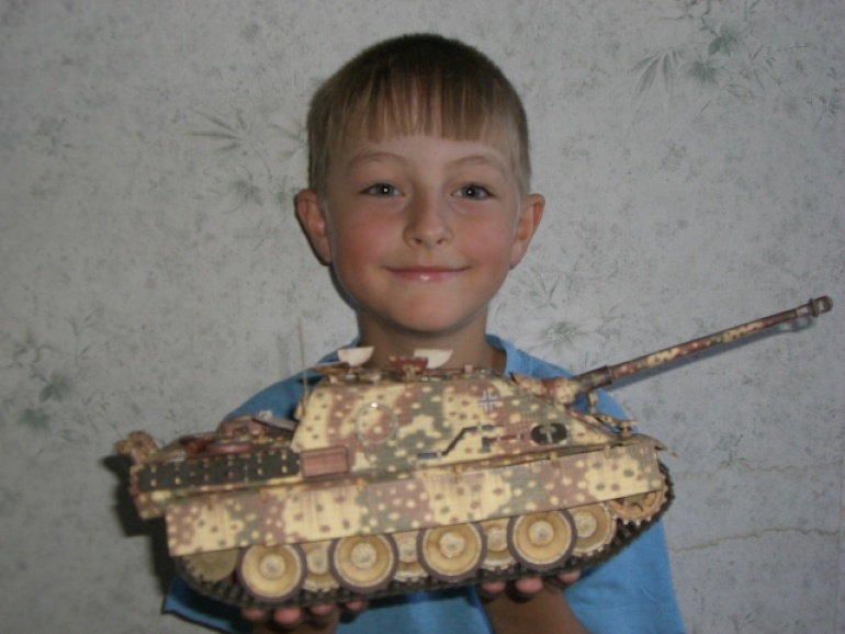 JAGDPANTHER SdKfz 173