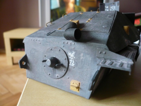 Jagpanzer Hetzer