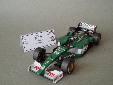 Jaguar R1 (2000; Irvine)
