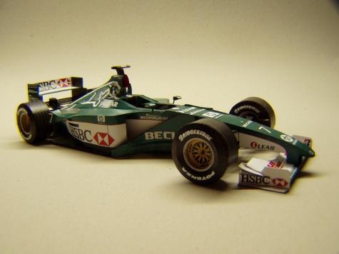 Jaguar R1, 2000, E. Irvine