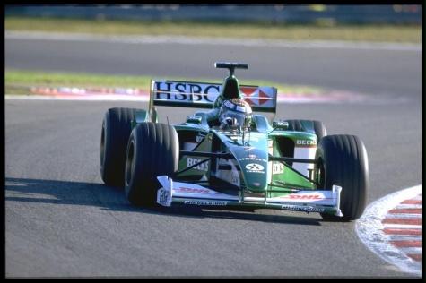 Jaguar R1,E.Irvine,2000