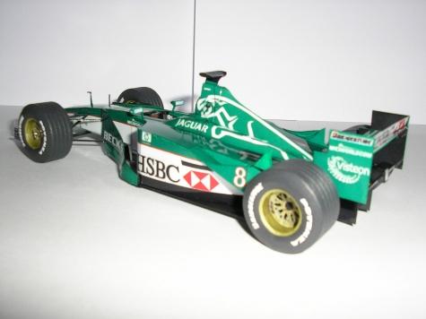 Jaguar R1-Johny Herbert