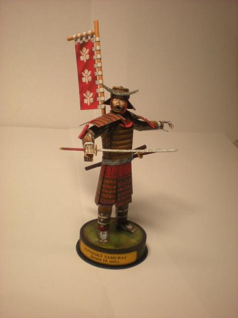 Japonský samuraj