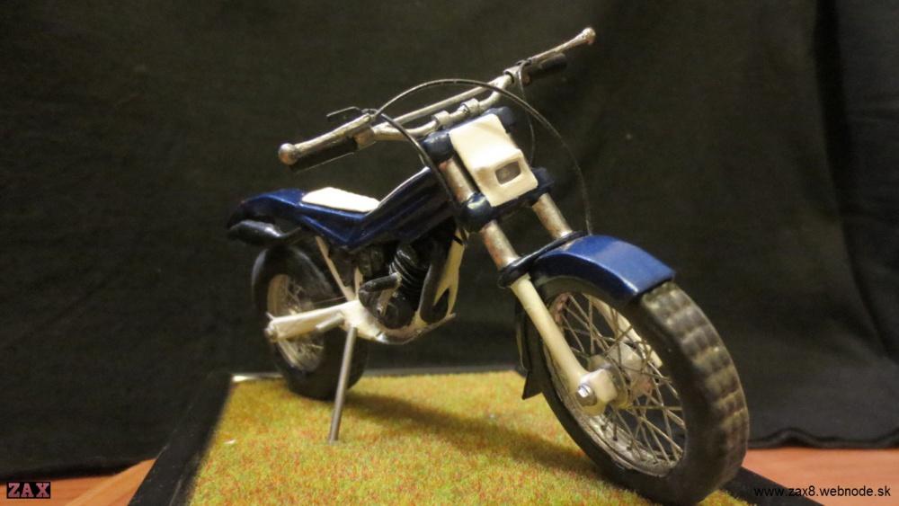 Jawa 250 trial