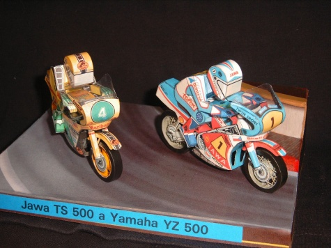 Jawa A Yamaha