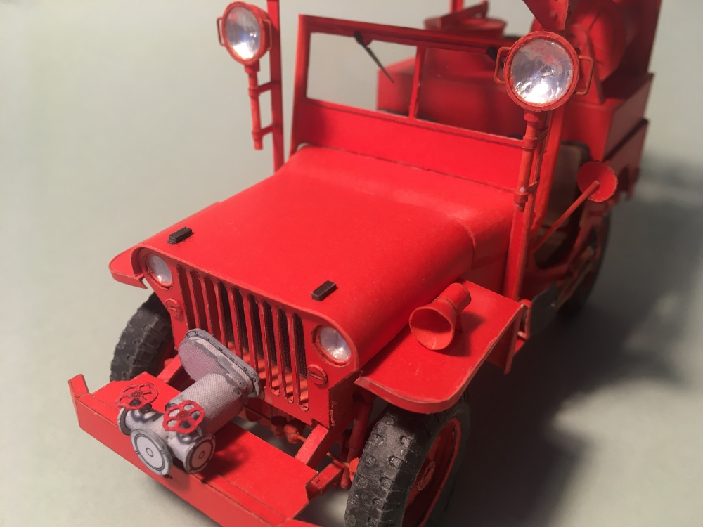 Jeep Willys ×2