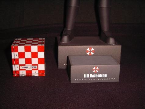 JILL Valentine (Resident Evil: Apocalypse)