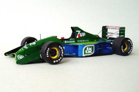 Jordan 191 (1991; Schumacher)