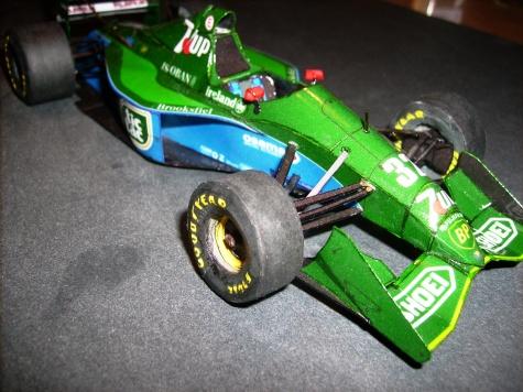 Jordan 191 - Michael Schumacher
