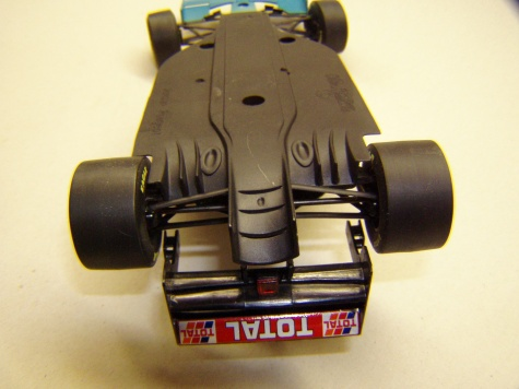 Jordan 195, 1995, R. Barrichello