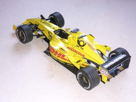 Jordan EJ 12 - T Sato - 2002