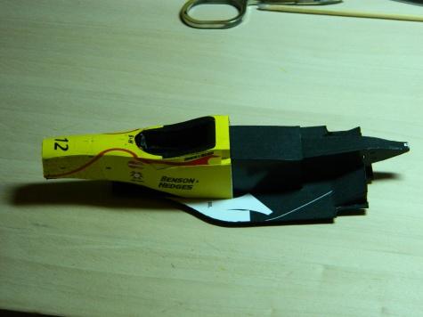 Jordan 197 GP Belgian 1997 G.Fisichella