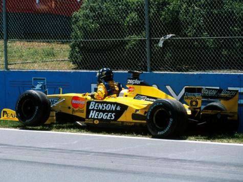 Jordan 199 - Damon Hill - GP Kanady 1999