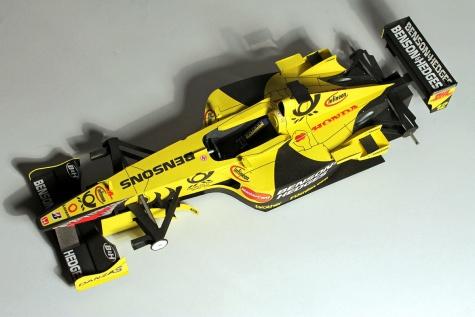 Jordan EJ11 - Jarno Trulli (2001)