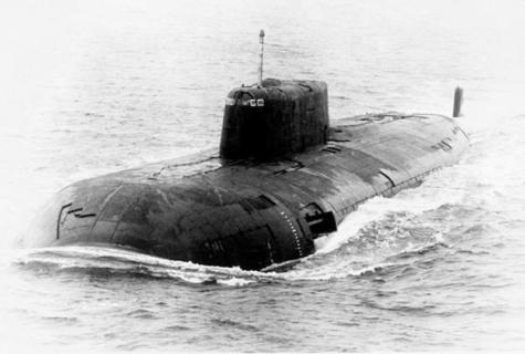 K-141 KURSK