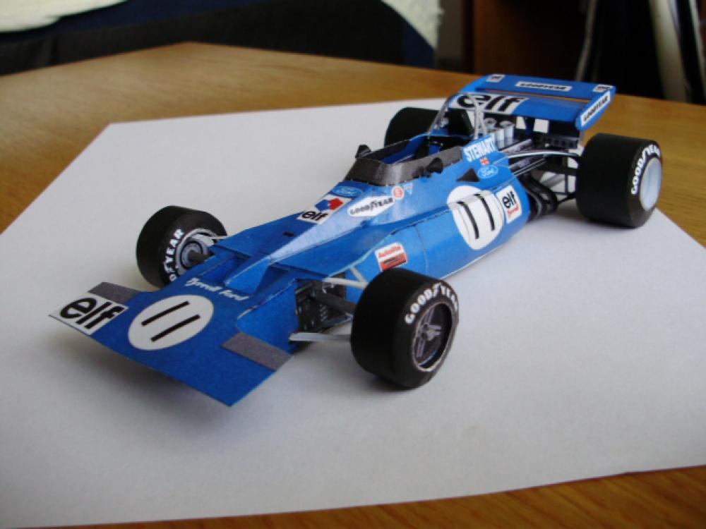 Tyrrell 001,P.Špinler,special ABC