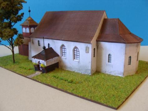 kalvínský kostel Žíp