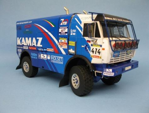Kamaz 4911 EXTREME / Vimos / - Kovář