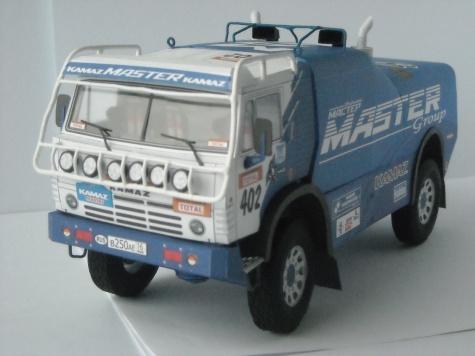KAMAZ 49252 Dakar 1996