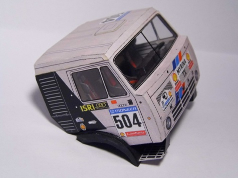 Kamaz 4310 Dakar 1991