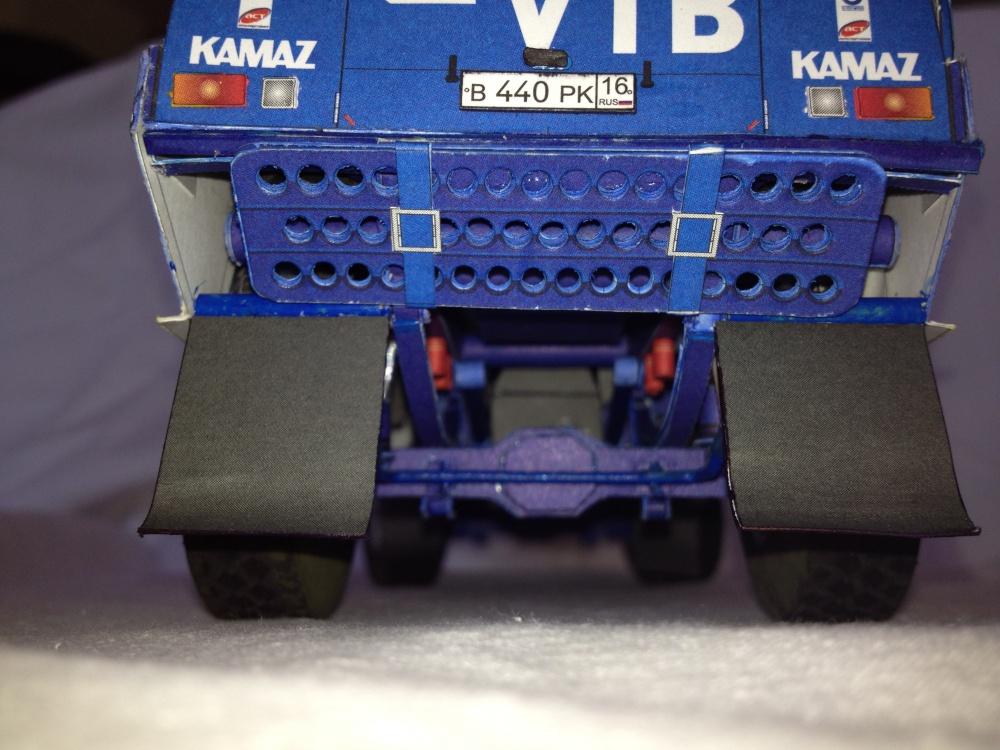 KAMAZ 4326-9 VK