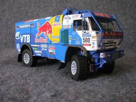 KAMAZ 4326-9 VK - Dakar 2011