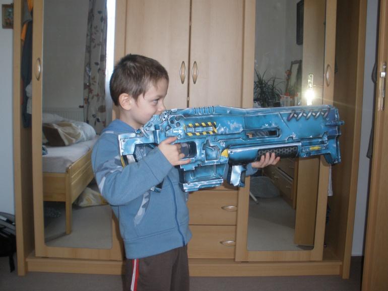 Kanón Terranského Mariňáka (StarCraft)