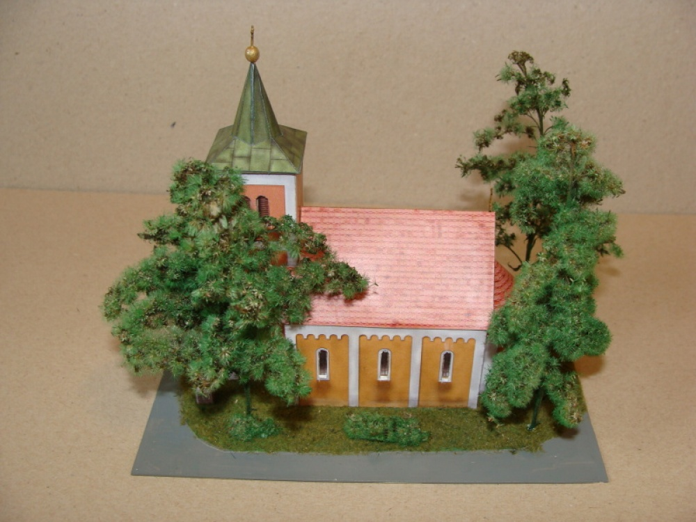 kaple Nanebevzetí Panny Marie - Zhoř u Tábora