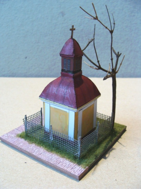 kaple Nanebevzetí Panny Marie Straky