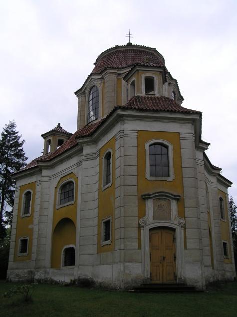 Kaple sv. Anny - Panenské Břežany