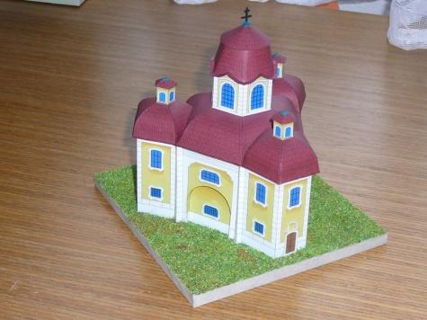 Kaple sv. Anny, Panenské Břežany