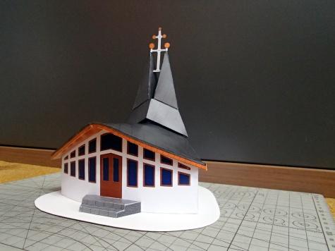 Kaple sv. Cyrila a Metoděje ve Škrdlovicích