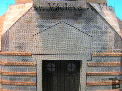 Kaple sv. Václava - Vlčí