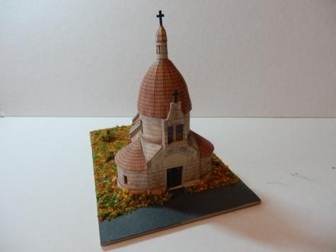 Kaple Sv. Vaclava Vlčí
