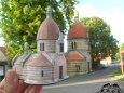 Kaple Sv. Václava ve Vlèí
