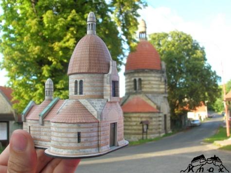 Kaple Sv. Václava ve Vlčí
